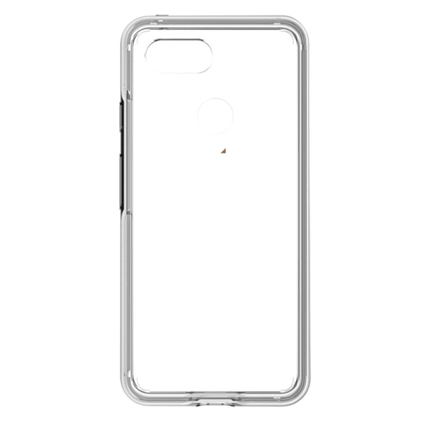 Picture of EFM Aspen D3O Case Armour For Google Pixel 3 XL - Clear/White