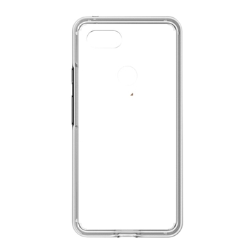 Picture of EFM Aspen D3O Case Armour For Google Pixel 3 - Clear/White