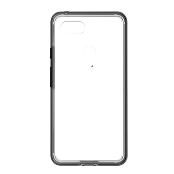 Picture of EFM Aspen D3O Case Armour For Google Pixel 3 - Clear/Black
