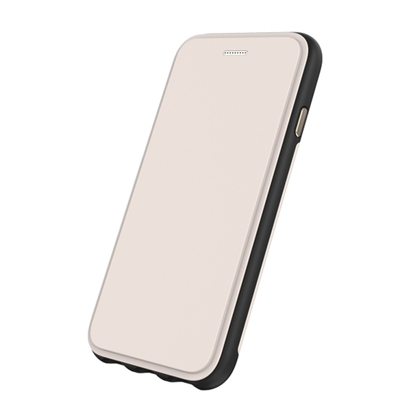 Picture of EFM Monaco Leather D3O Wallet Case For iPhone X/XS - Gold