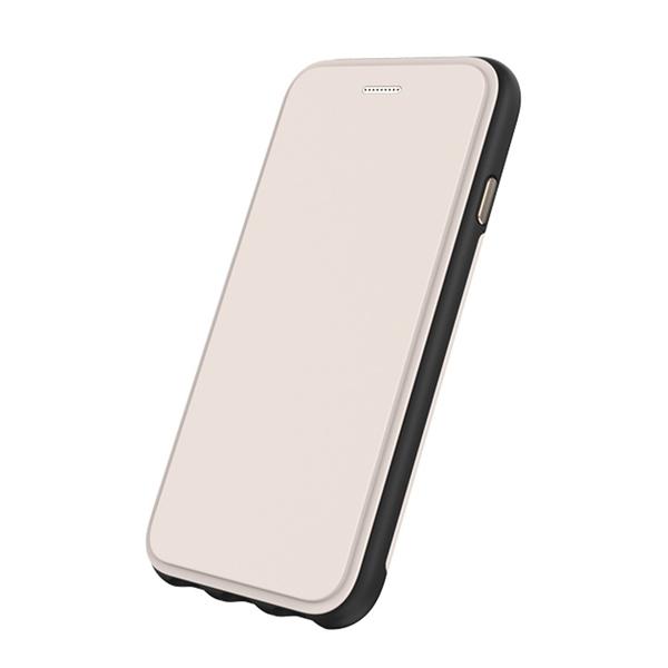 EFM Monaco Leather D3O Wallet Case For iPhone 8 Plus / 7 Plus / 6s Plus - Gold