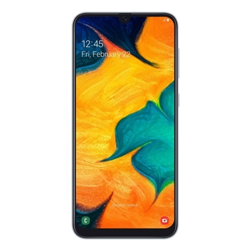 Picture of Samsung Galaxy A30 2019 SM-A305YZWNXSA (4G/LTE, 32GB/3GB) - White
