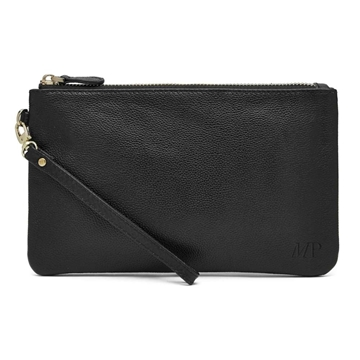 Picture of HButler Mighty Purse Phone Charging Wristlet Bag - Matte Black