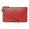 HButler Mighty Purse Phone Charging Wristlet Bag - Ruby Red