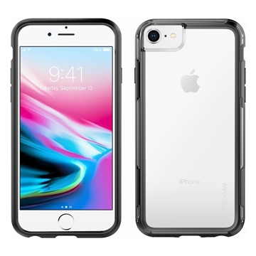 Picture of Pelican Adventurer iPhone 6/6S/7/8 case - Clear/Black