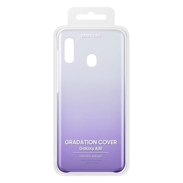 Picture of Samsung Galaxy A30 Gradation Cover EF-AA305CVEGWW - Violet