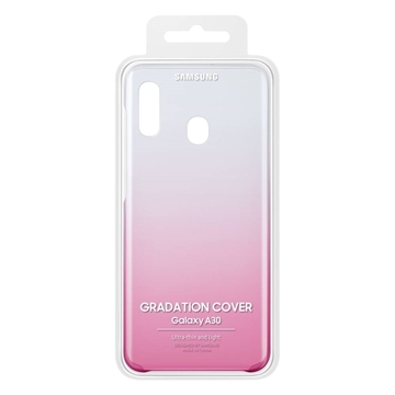 Picture of Samsung Galaxy A30 Gradation Cover EF-AA305CPEGWW - Pink