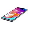 Samsung Galaxy A70 Gradation Cover EF-AA705CBEGWW - Black