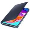 Samsung Galaxy A70 Wallet Cover EF-WA705PBEGWW - Black