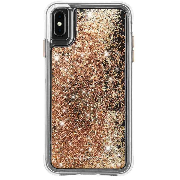Picture of Case-Mate Waterfall Street Case For iPhone XS Max - Gold