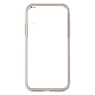 EFM Aspen D3O Case Armour For iPhone X/XS - Clear/Gold