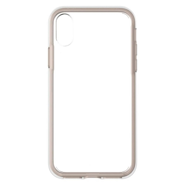 Picture of EFM Aspen D3O Case Armour For iPhone X/XS - Clear/Gold