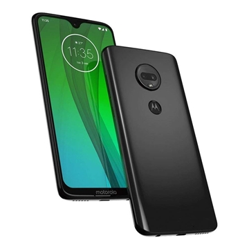 Picture of Motorola Moto G7 XT1962-5 (Dual SIM 4G/3G, 64GB/4GB) - Black