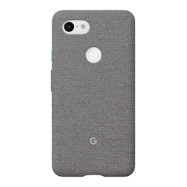 Picture of Google Pixel 3 Fabric Case - Fog