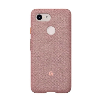 Google Pixel 3 Fabric Case - Pink Moon
