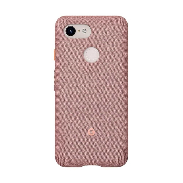 Picture of Google Pixel 3 Fabric Case - Pink Moon
