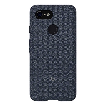 Picture of Google Pixel 3 Fabric Case - Indigo