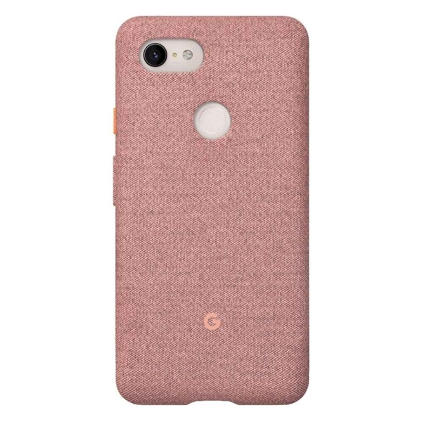 Picture of Google Pixel 3XL Fabric Case - Pink Moon