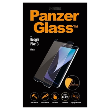 Picture of PanzerGlass Google Pixel 3 Glass Screen Protector