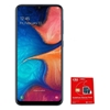 Picture of Samsung Galaxy A20 2019 (Locked to Vodafone, 32GB/3GB) - Black