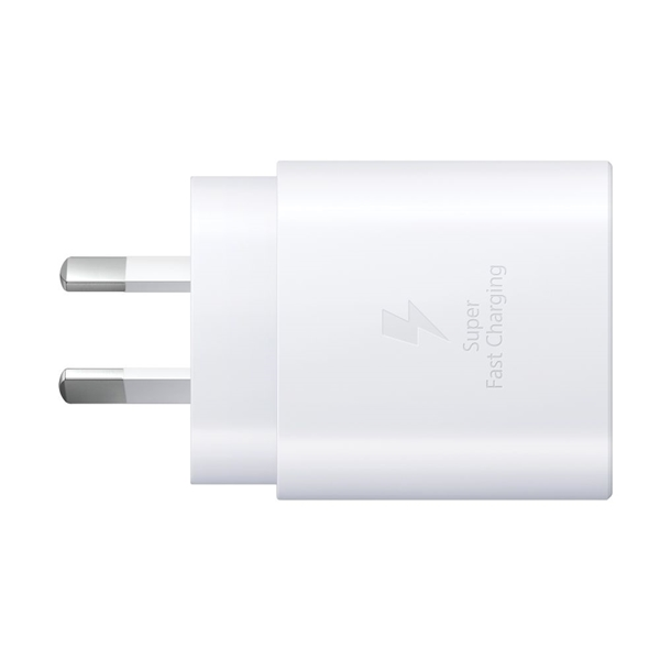 Picture of Samsung USB-C 25W Travel Adapter EP-TA800XWEGAU - White