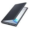 Samsung LED View Wallet Cover for Galaxy Note10+ Plus - Black
