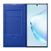 Samsung LED View Wallet Cover for Galaxy Note10+ Plus - Blue