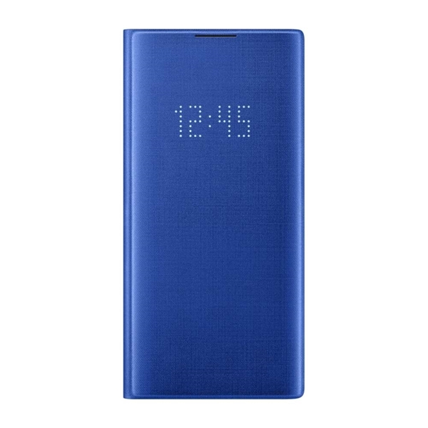 Picture of Samsung LED View Wallet Cover for Galaxy Note10+ Plus - Blue
