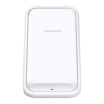 Samsung Wireless Fast Charger Stand with Fan Cooling (EP-N5200TWEGAU) - White