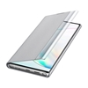 Samsung Galaxy Note10+ Plus Clear View Cover - Silver