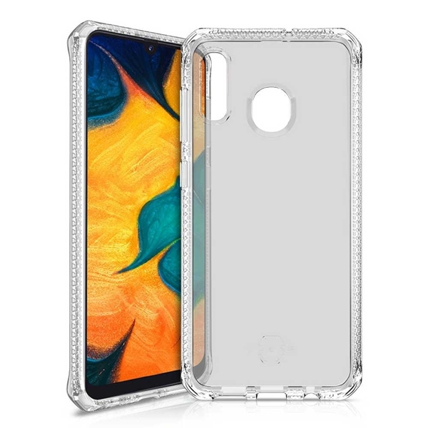 Picture of ITSKINS Spectrum 2M Drop Protection Cover for Galaxy A20/A30 - Clear