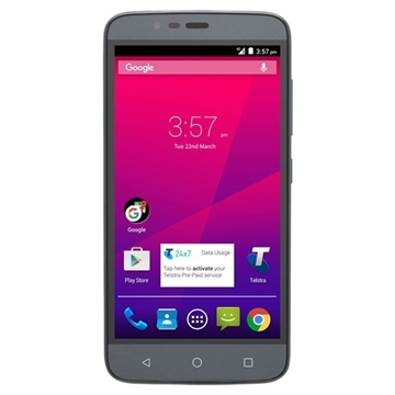 Picture of Telstra ZTE 4GX Plus A462 (4G/LTE,  8GB/1GB) - Grey