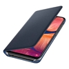 Picture of Samsung Galaxy A30 Wallet Cover EF-WA305PBEGWW - Black