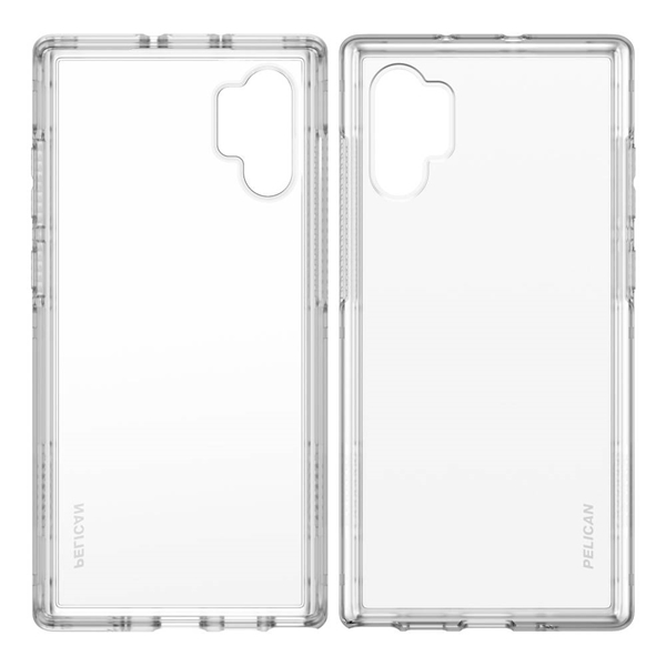 Pelican Adventurer case for Samsung Galaxy Note10+ Plus - Clear