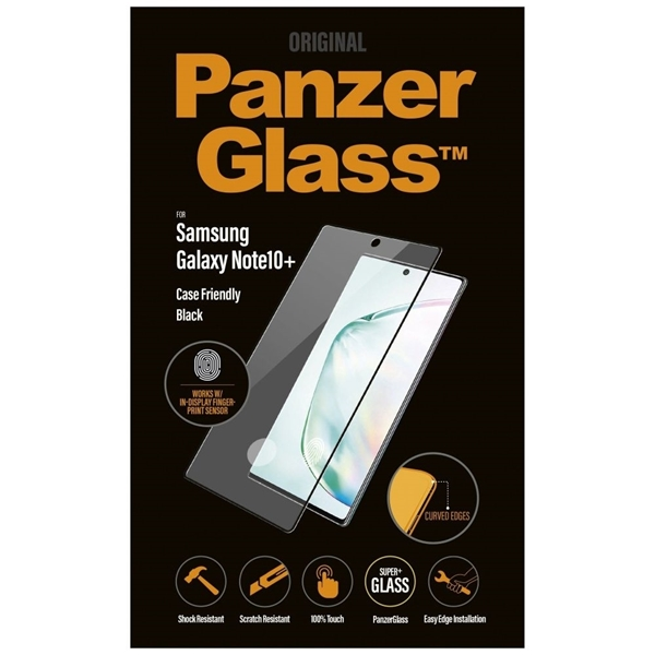 PanzerGlass Samsung Note 10+ Glass Screen Protector