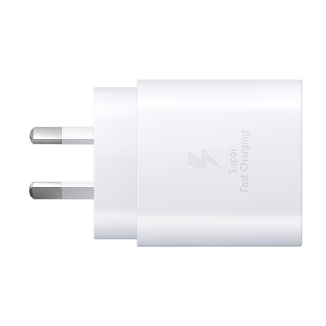 Picture of Samsung USB-C 45W Travel Adapter PD 3.0 EP-TA845XWEGAU - White