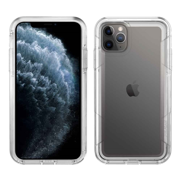 Pelican Voyager iPhone 11 Pro Max / XS Max case - Clear