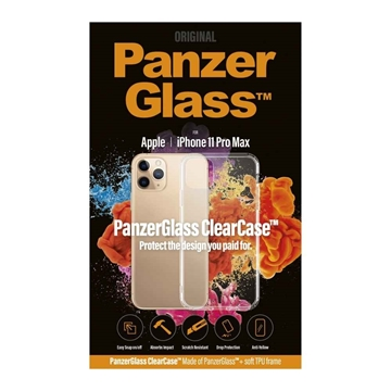 PanzerGlass ClearCase for iPhone 11 Pro Max - Clear