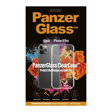 PanzerGlass ClearCase for iPhone 11 Pro - Clear