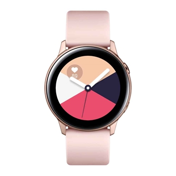 Picture of Samsung Galaxy Watch Active 40mm SM-R500NZDAXSA - Rose Gold