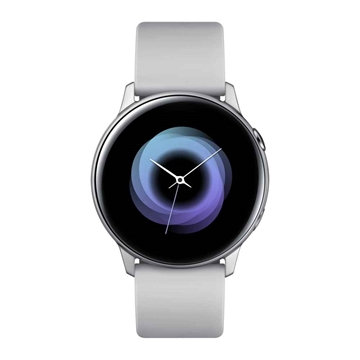 Picture of Samsung Galaxy Watch Active 40mm SM-R500NZSAXSA - Silver
