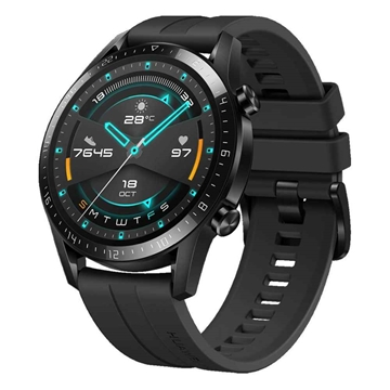 Huawei Watch GT 2 Sport 46mm Smartwatch - Matte Black