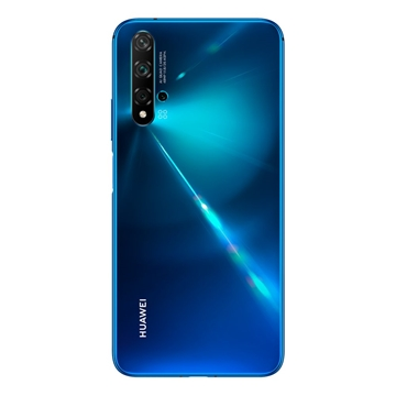 Picture of Huawei nova 5T (Dual 4G Sim, 128GB/8GB) - Blue