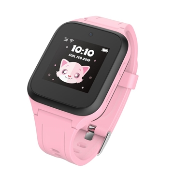 TCL MoveTime Family Watch MT40 (4G video call)- Pink