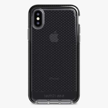 Tech21 Evo Check Case For iPhone Xs / X - Black