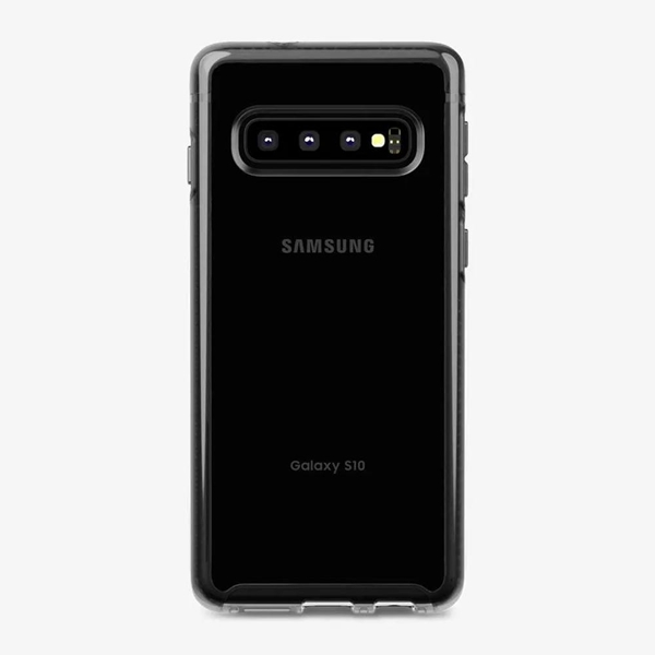 Picture of Tech21 Pure Tint Case For Samsung Galaxy S10+ Plus - Black
