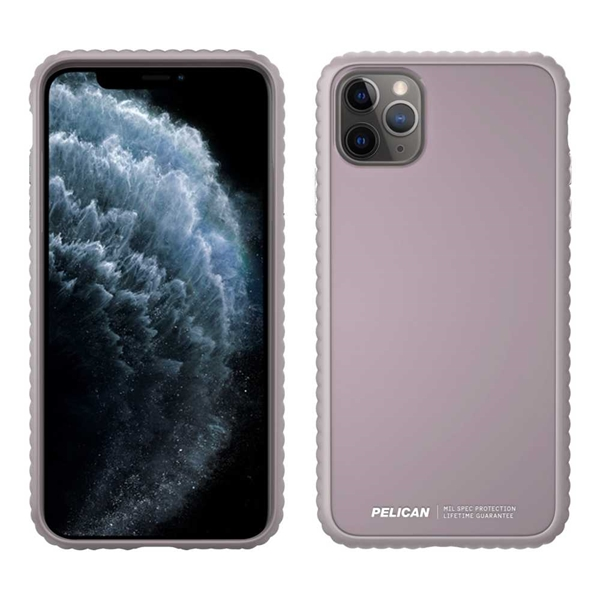Pelican Guardian iPhone 11 Pro Max / Xs Max case - Taupe