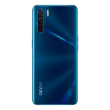 OPPO A91 (Dual SIM 4G, 48MP, 128GB/8GB) - Blazing Blue