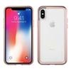 Pelican Adventurer iPhone X/XS case - Clear/Rose Gold