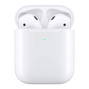 Apple  AirPods (2nd Gen) with Wireless Charging Case MRXJ2ZA/A - White
